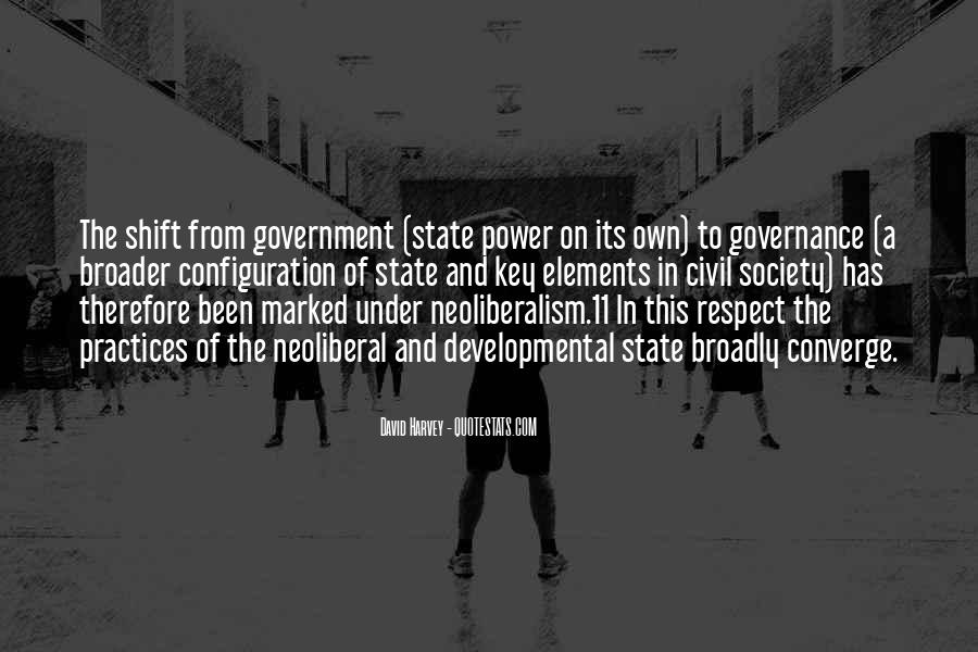 Quotes About Society And Government #681978