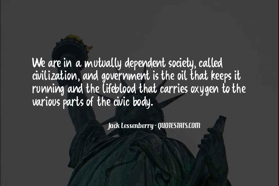 Quotes About Society And Government #68272