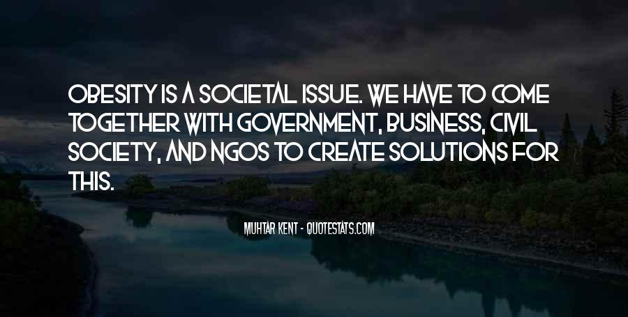 Quotes About Society And Government #694394