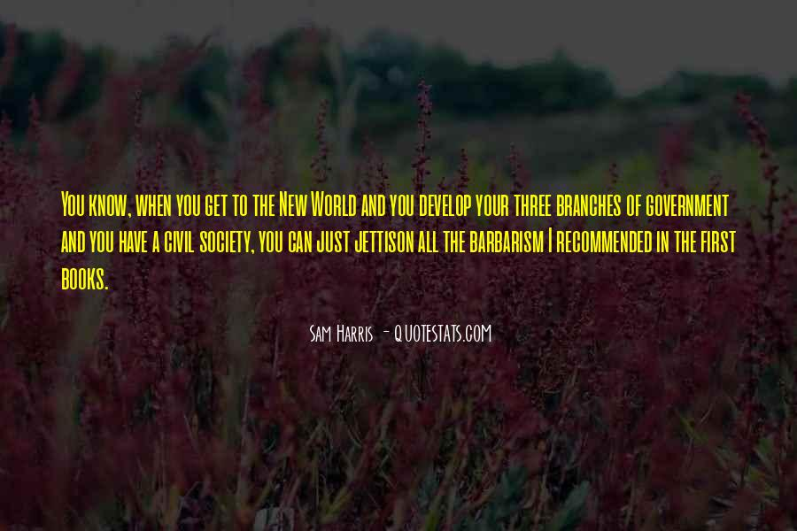 Quotes About Society And Government #717925