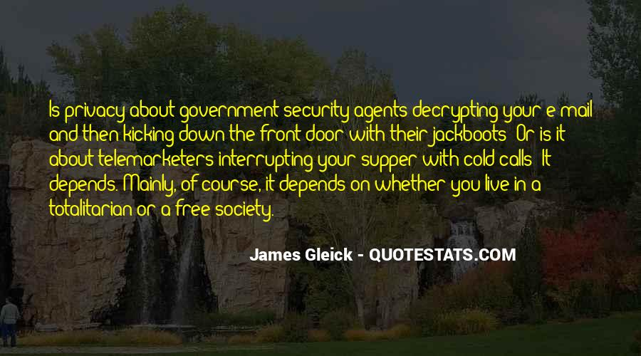 Quotes About Society And Government #718537