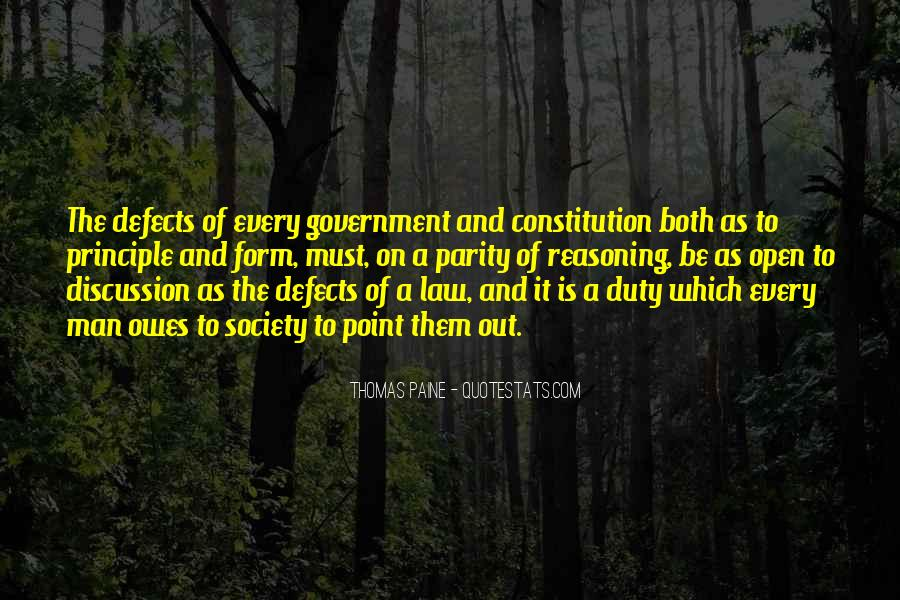Quotes About Society And Government #750981
