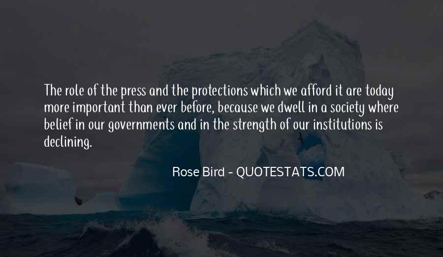 Quotes About Society And Government #762112