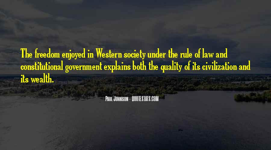 Quotes About Society And Government #779291