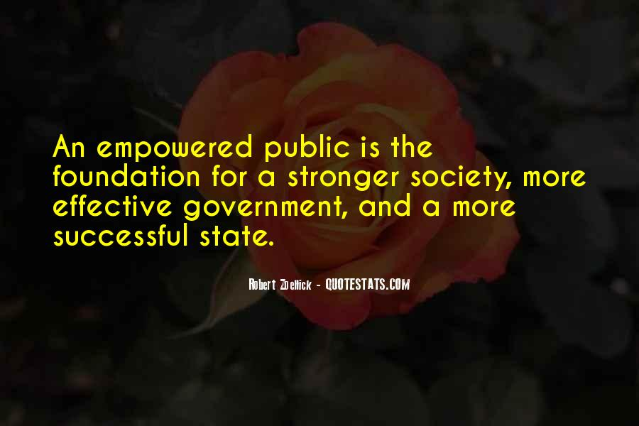 Quotes About Society And Government #787295