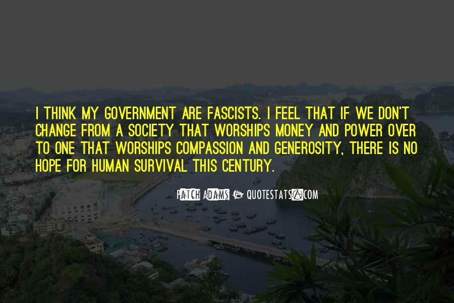 Quotes About Society And Government #790649