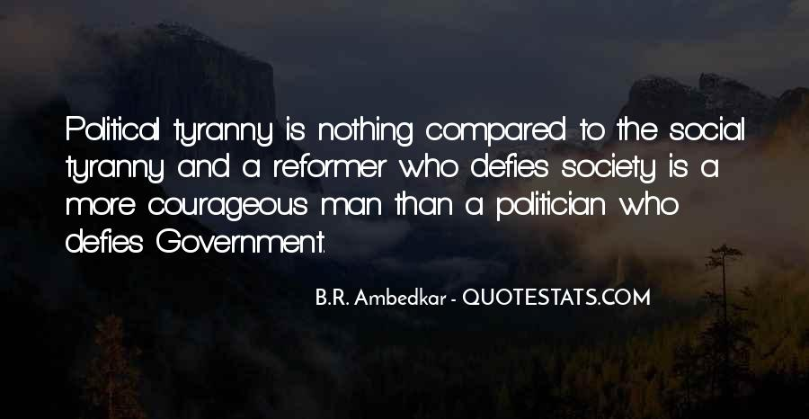 Quotes About Society And Government #95402