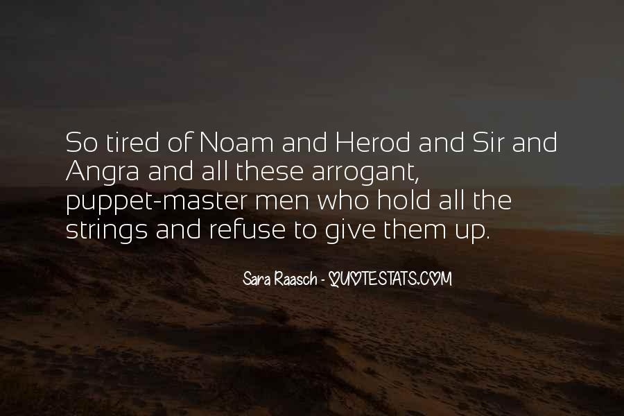 Herod's Quotes #288683