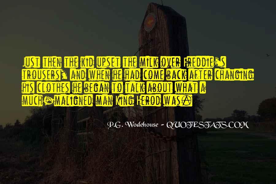 Herod's Quotes #325014
