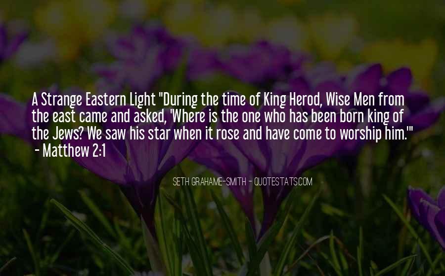 Herod's Quotes #683917