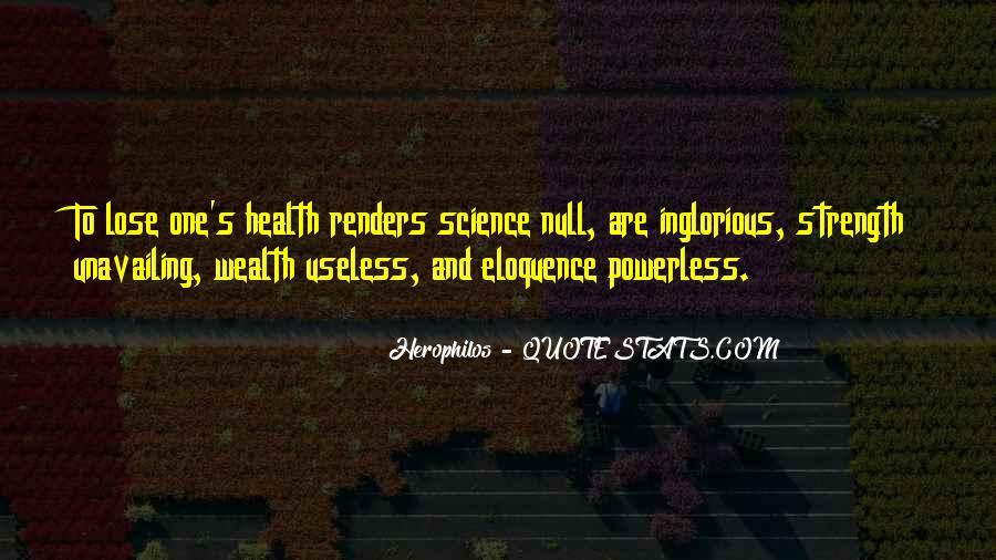 Herophilos Quotes #549616