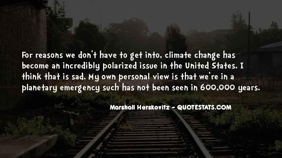 Herskovitz Quotes #1008972