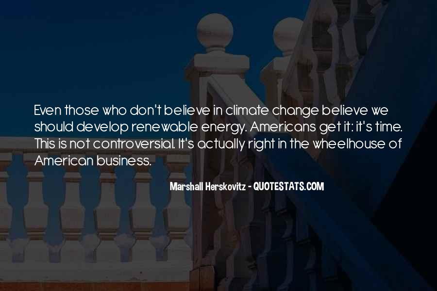 Herskovitz Quotes #1313700