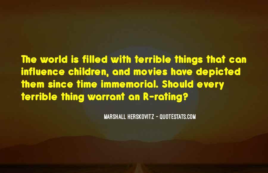 Herskovitz Quotes #1408675
