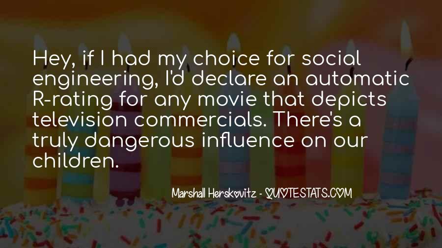 Herskovitz Quotes #152464