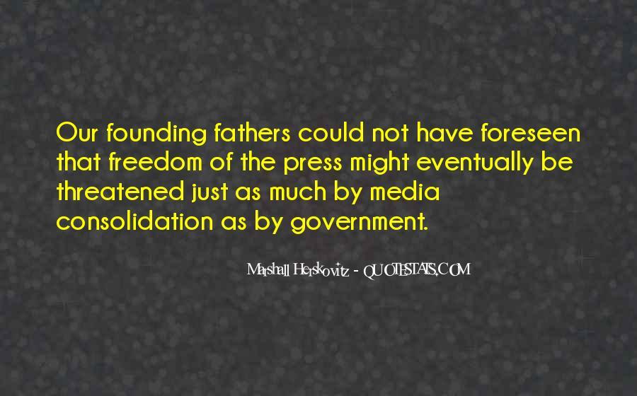 Herskovitz Quotes #1681241