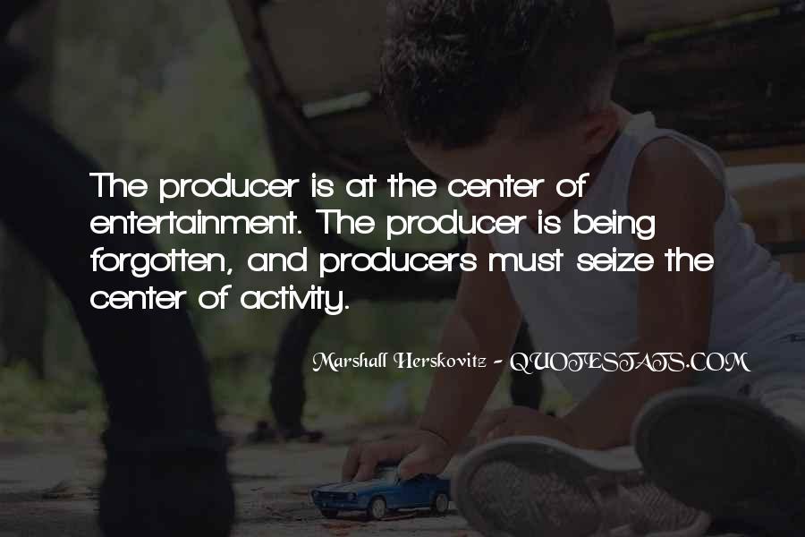Herskovitz Quotes #782624
