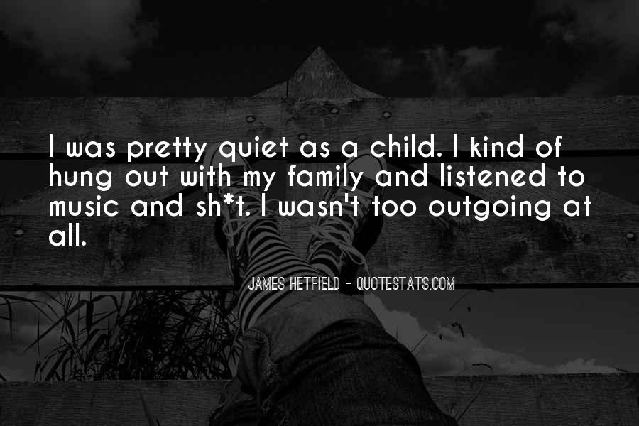 Hetfield Quotes #1114463