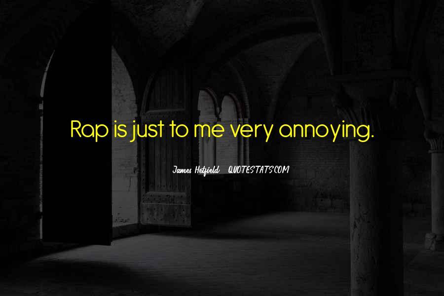 Hetfield Quotes #1189356
