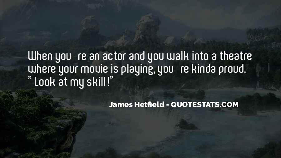 Hetfield Quotes #1217107