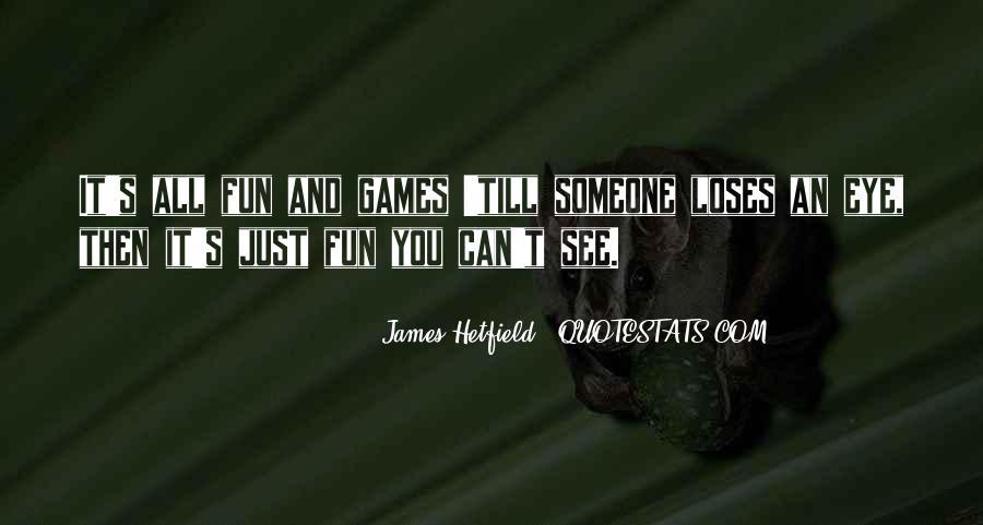 Hetfield Quotes #1291441