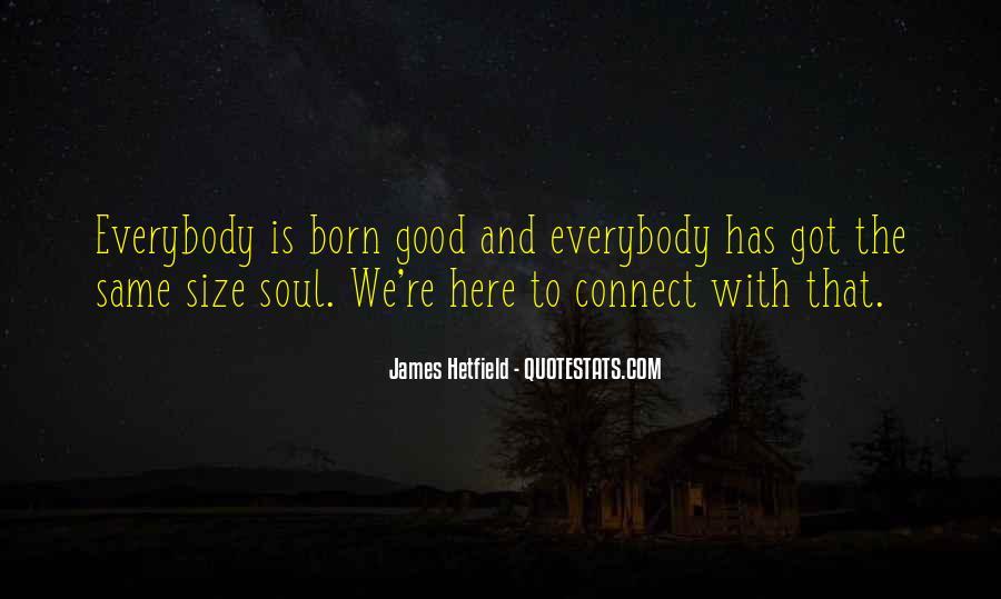Hetfield Quotes #1301782