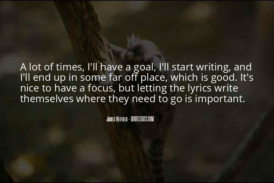 Hetfield Quotes #1371073