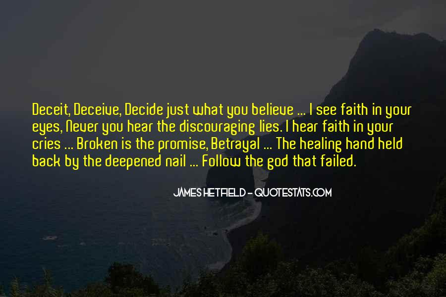 Hetfield Quotes #398436