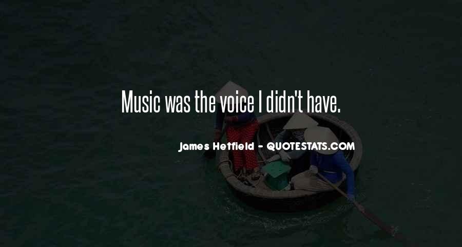 Hetfield Quotes #479557