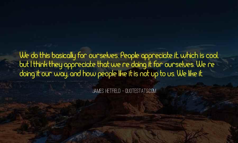 Hetfield Quotes #572466