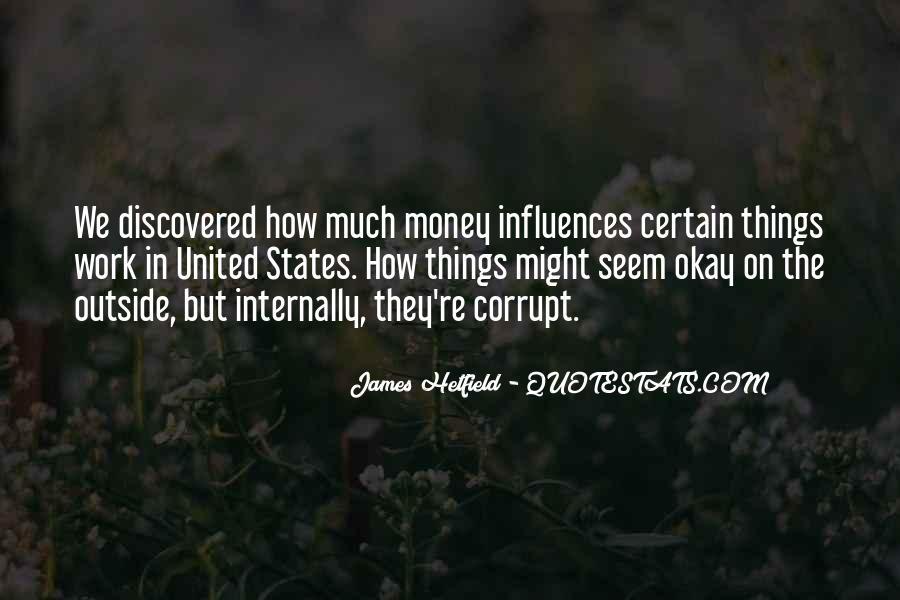 Hetfield Quotes #610911