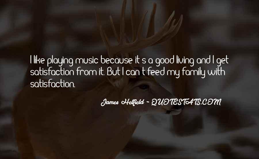 Hetfield Quotes #802215