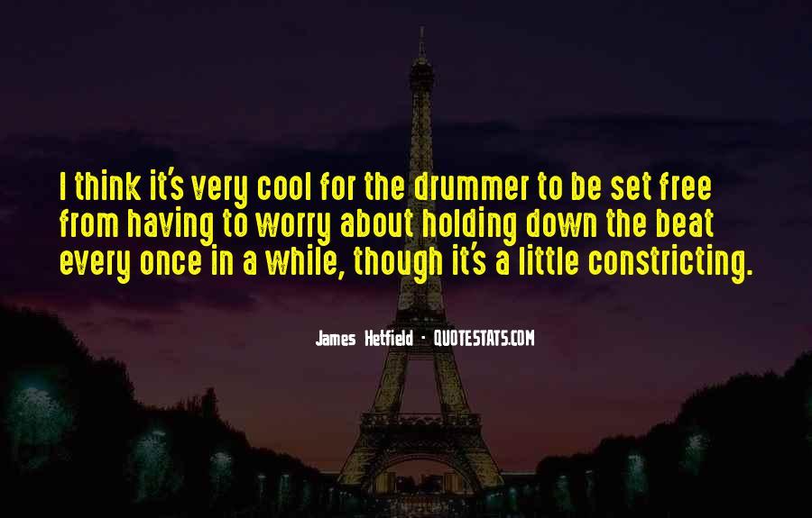 Hetfield Quotes #899774