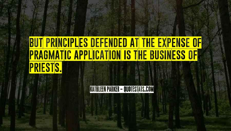 Quotes About Mine Your Own Business #2911