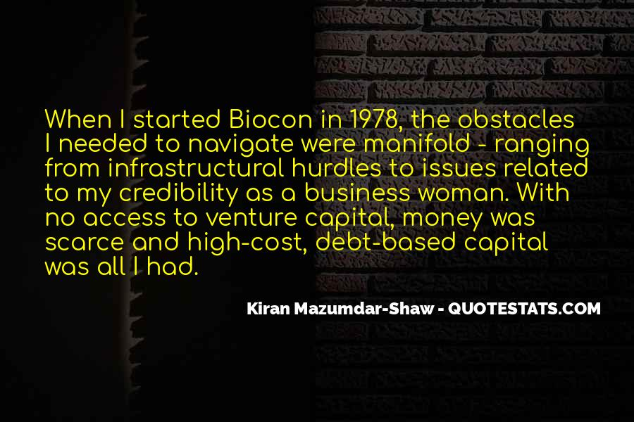 Quotes About Mine Your Own Business #2973
