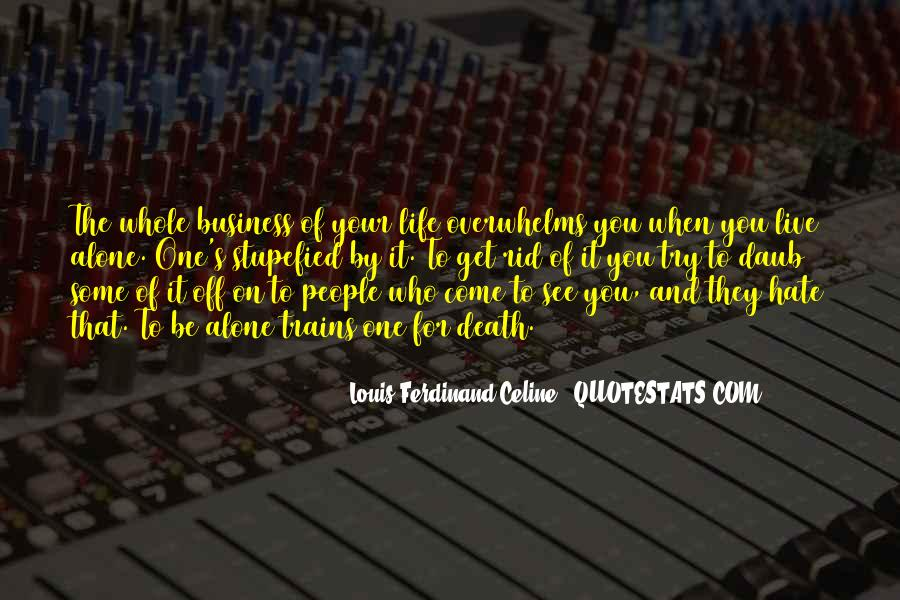 Quotes About Mine Your Own Business #359
