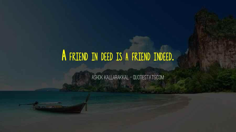 Quotes About Love Trust And Friendship #1366674
