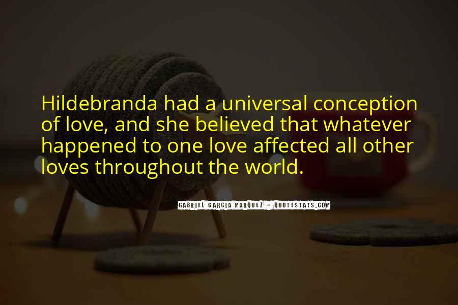 Hildebranda Quotes #1503716