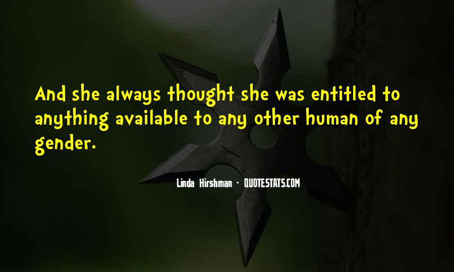 Hirshman Quotes #185056