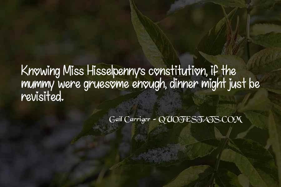 Hisselpenny Quotes #150153