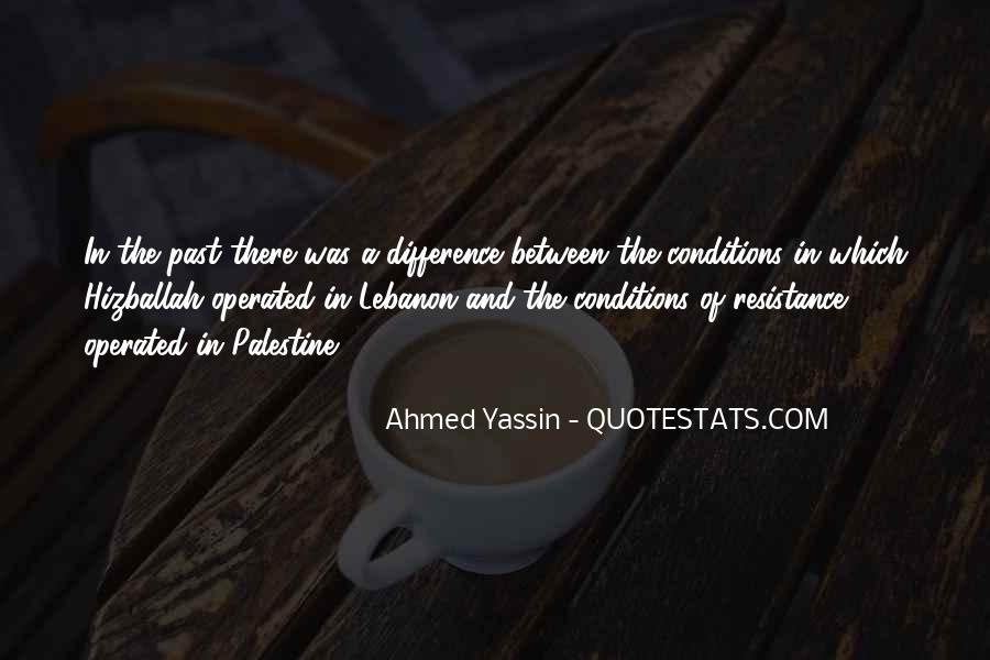 Hizballah Quotes #1101732