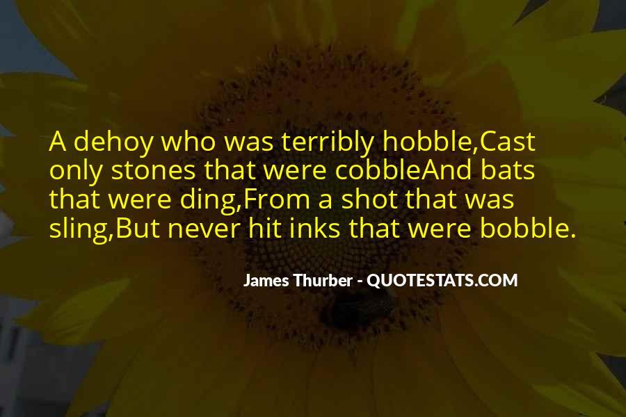 Hobble Quotes #1088510