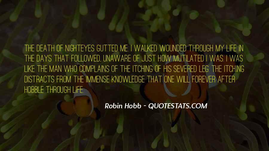 Hobble Quotes #1508488
