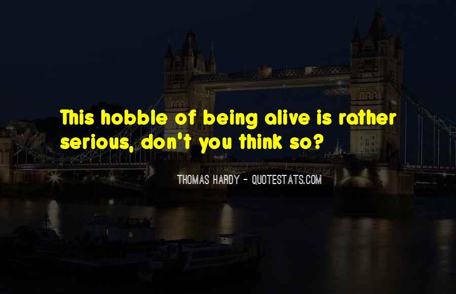 Hobble Quotes #1742980