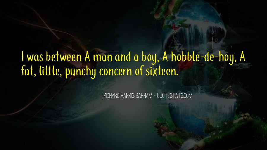 Hobble Quotes #348952