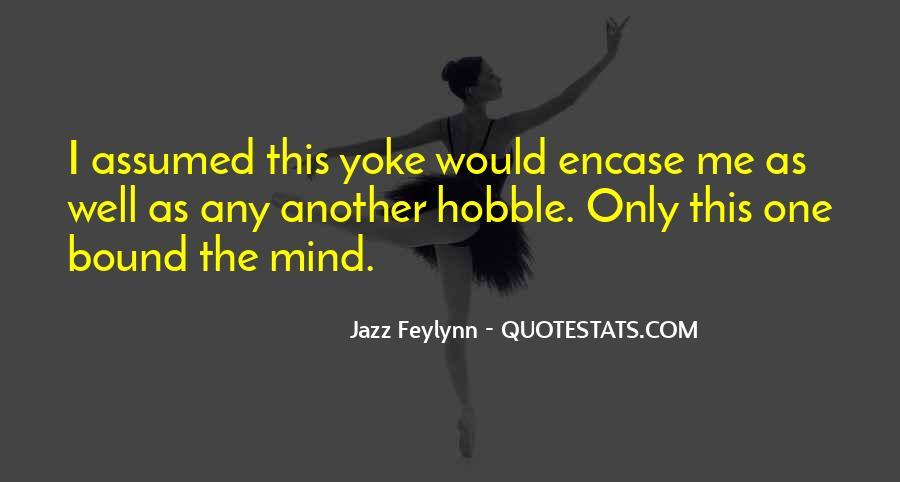 Hobble Quotes #699800