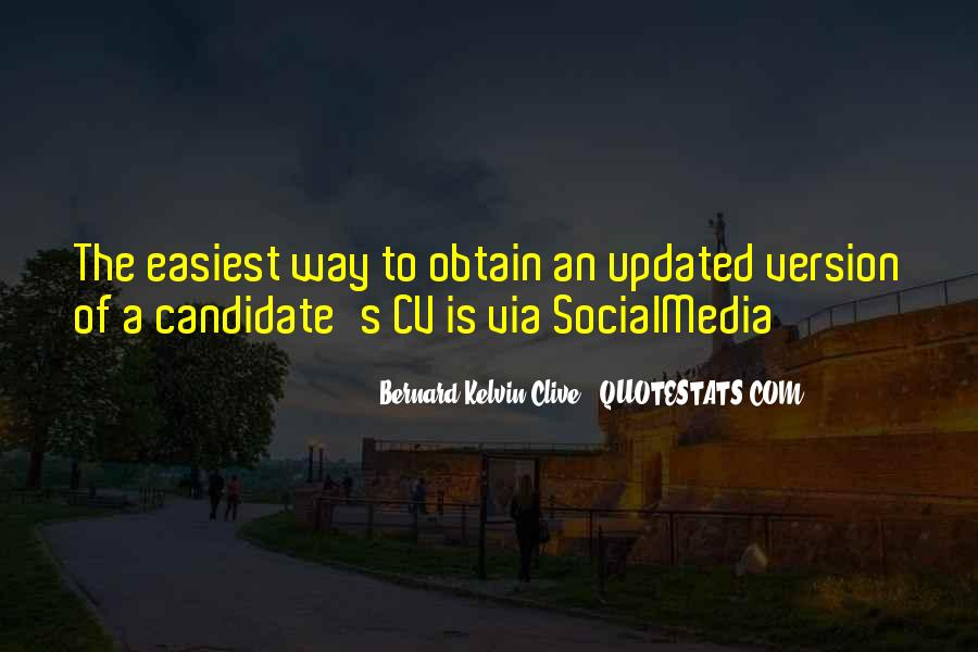 Quotes About Socialmedia #1397622