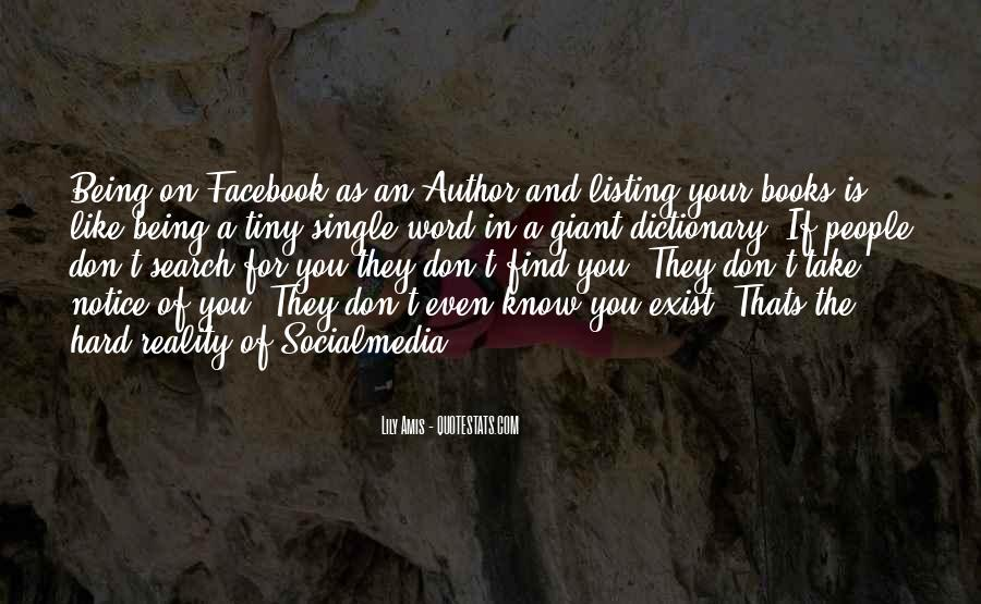 Quotes About Socialmedia #671573