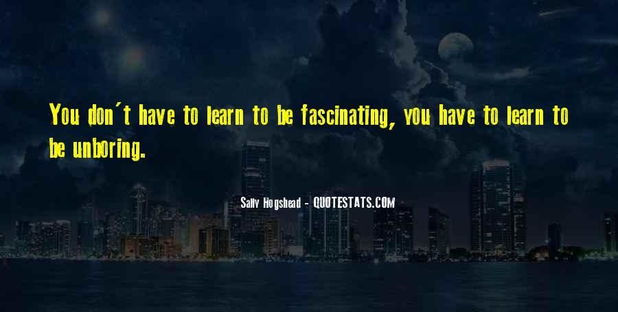 Hogshead Quotes #1647881