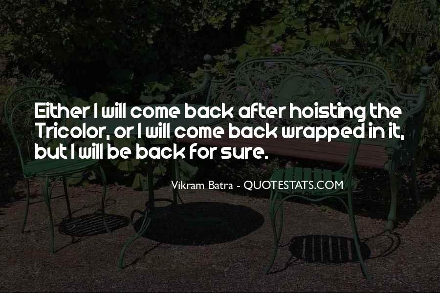 Hoisting Quotes #1600730